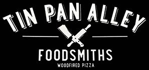 Tin Pan Alley Foodsmiths Wood Fired Pizza